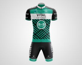 Pack Maillot + Cuissard enfant 2019