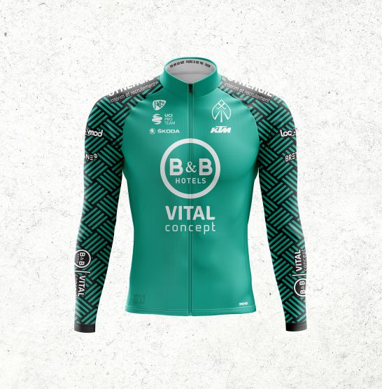 Maillot manches longues adulte 2020