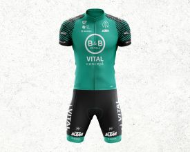Pack Maillot + Cuissard enfant 2020