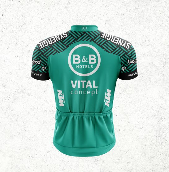 Maillot Officiel adulte 2020