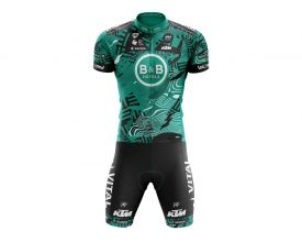 Pack Maillot + Cuissard enfant 2021